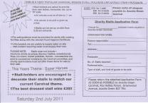 Charity Stall Application