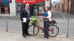 RHS Judges Jennifer and Graham in Acocks Green - 8th July 2015