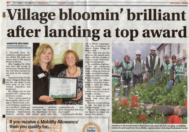 Solihull News