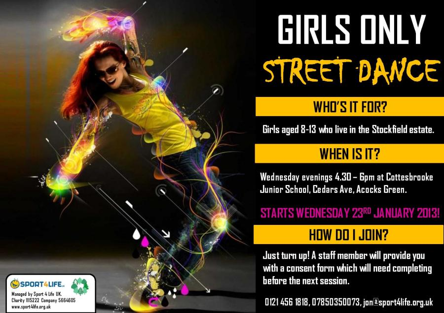 Street Dance fo