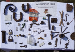 The famous Acocks Green Hoard