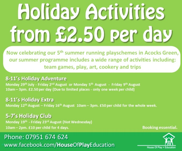 Playscheme Advert