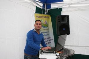 DJ Ant Plant