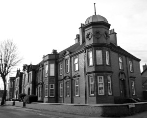 Acocks Green Police Station - Grade II Listed