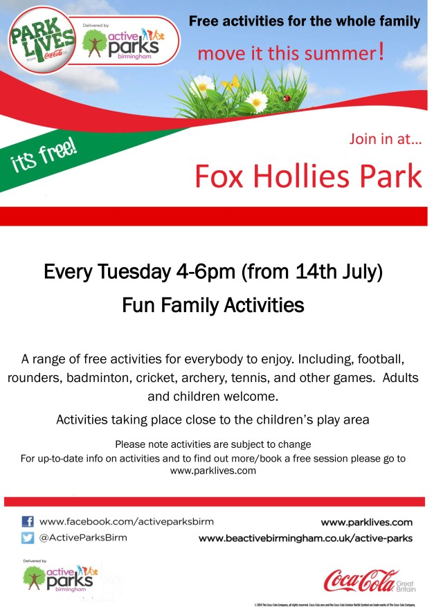 foxhollies pop up