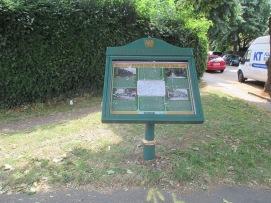 Board 6 - Yardley Road