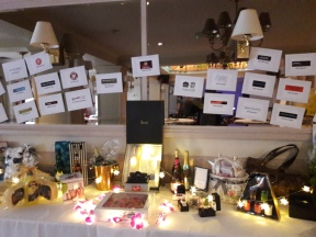 A selection of the Grand Raffle