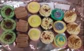 Gobblebox's gorgeous cupcakes