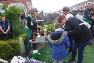 Seed-sowing with children
